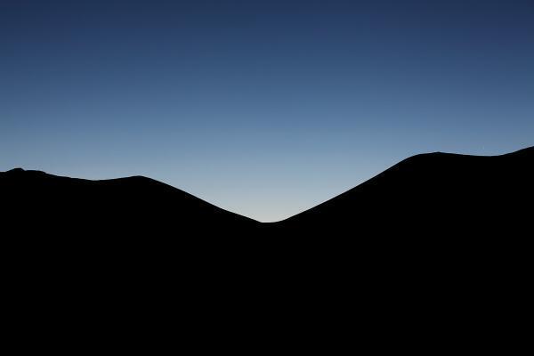 Forca Viola al tramonto