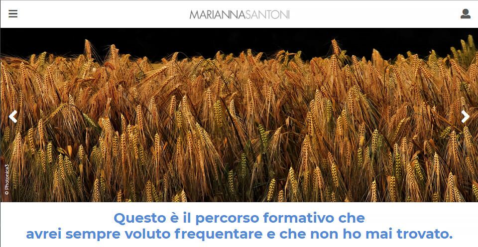 MariannaSantoni.com