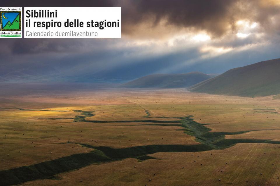 Nuovo calendario 2021 del Parco Nazionale dei Monti Sibillini